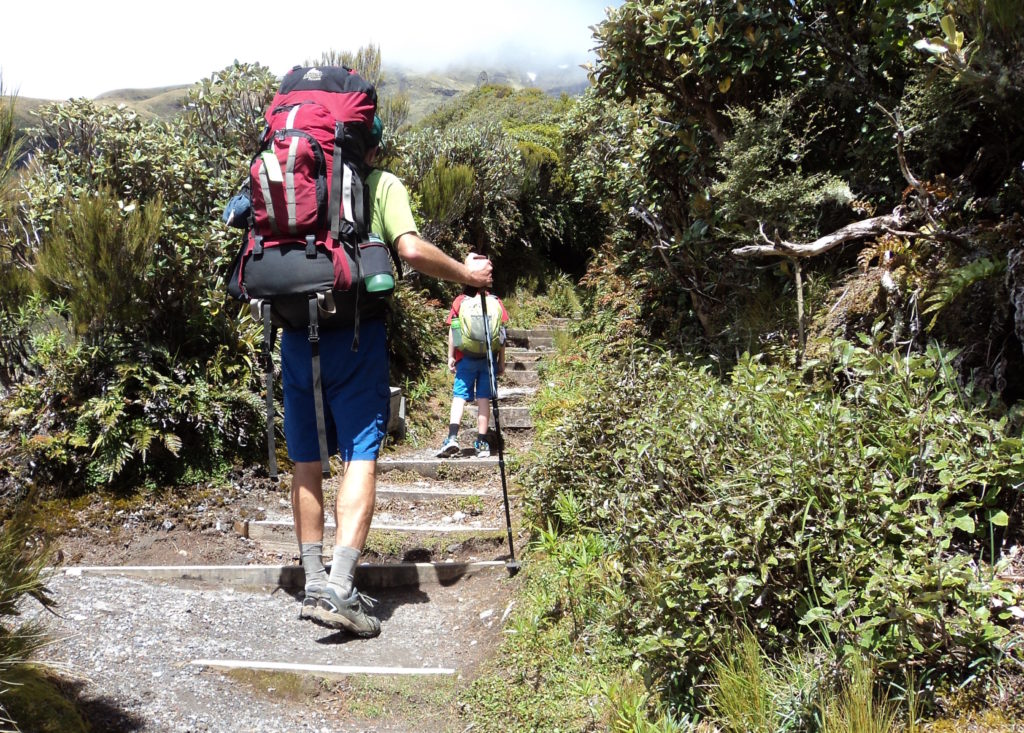 8 Tips To Make Backpacking With Kids Fun!